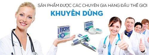 Tìm hiểu cách dùng và lưu ý khi sử dụng bột tẩy trắng eucryl 3