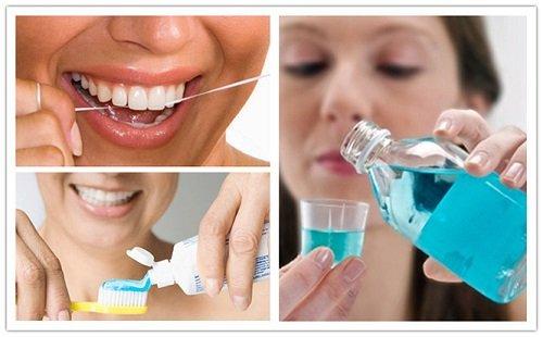 Chỉ bạn cách xử lý răng sứ gây hôi miệng 3