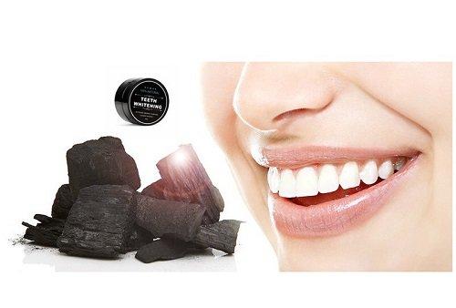 Tẩy trắng răng bằng than củi đem lại lợi ích gì? 1